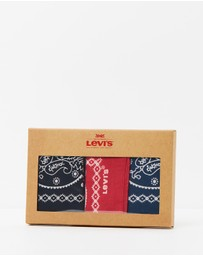 Levi's - Paisley 3-Pack Gift Set
