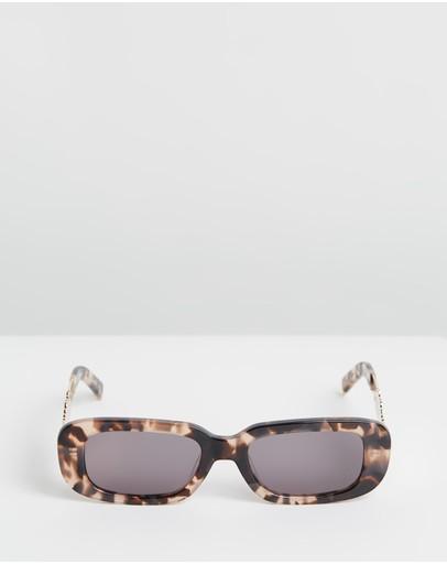 Amber Sceats Maison Glasses Tortoiseshell