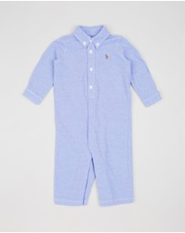 Kensington One-Piece Coverall - Babies
