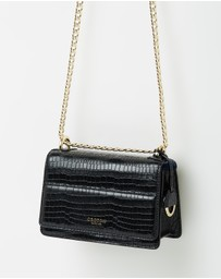Oroton - Forte Textured Mini Clutch