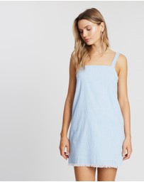 Nude Lucy - Bedford Chambray Dress