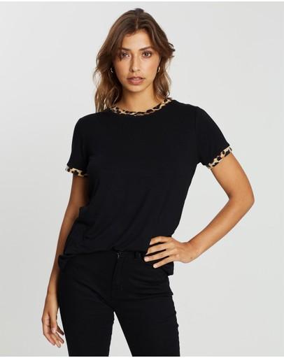 63eacf9fcd1 Basic T-Shirts | Womens Basic T-Shirts Online | - THE ICONIC