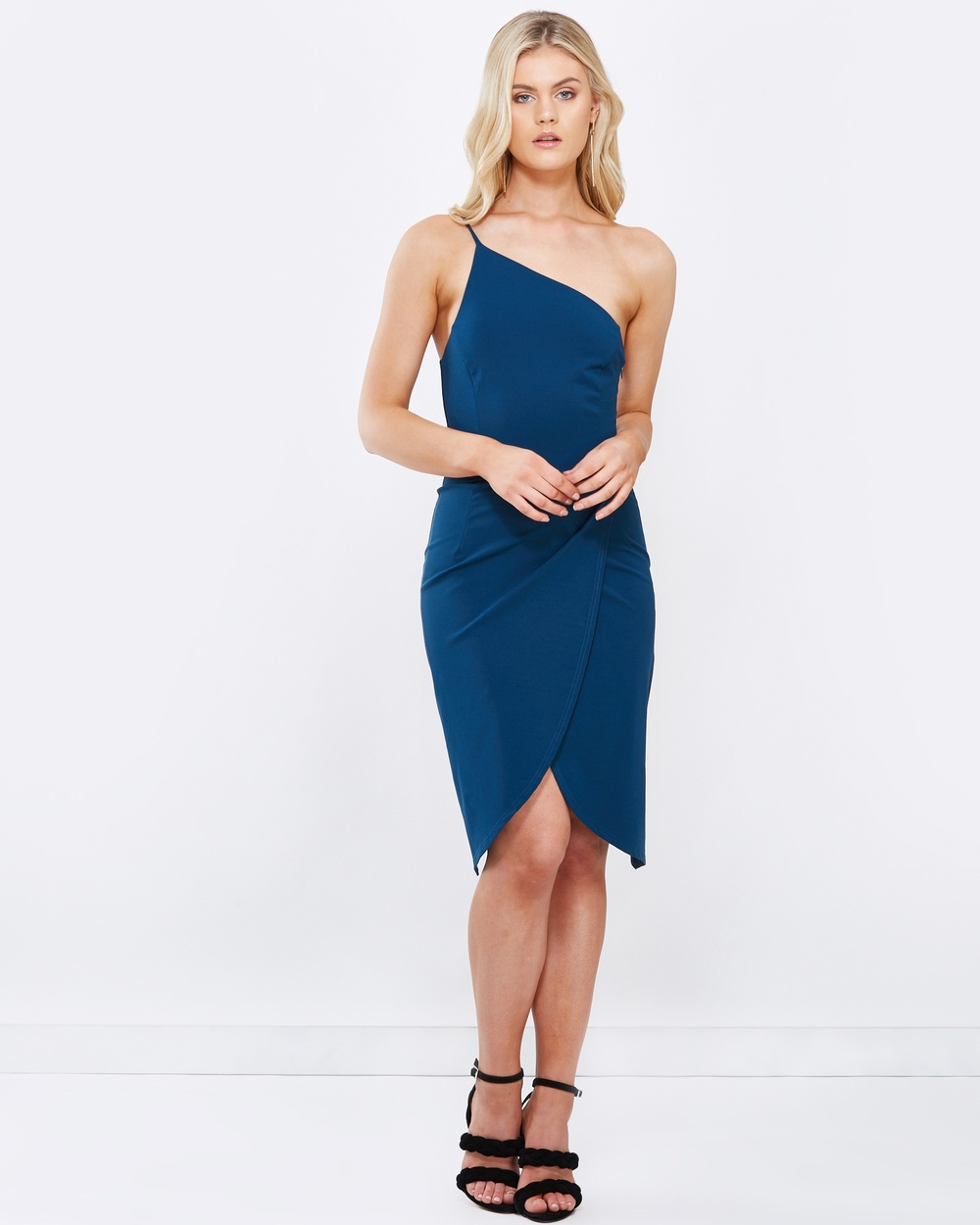 Tussah Teal Rio Cocktail Dress