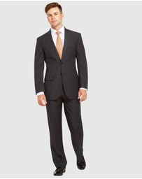 Kelly Country - Livorno Slim Fit Charcoal Suit