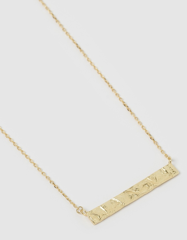 Women Emily Necklace Gold