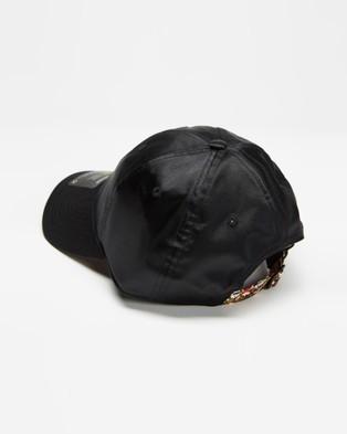 Nike Heritage 86 Cap   Women's - Headwear (Black)