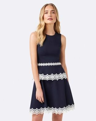 Forever New – April Lace Mini Dress