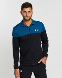 Under Armour - Sportstyle Pique Track Jacket