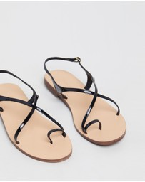 Atmos&Here - Sierra Leather Sandals