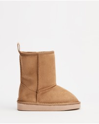 Cotton On Kids - Classic Homeboots - Kids-Teens