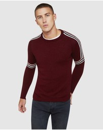 Oxford - Percy Crew Neck Knit