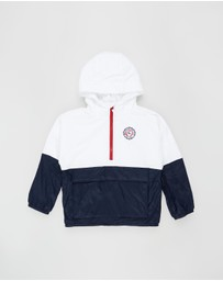 Abercrombie & Fitch - Core Windbreaker - Teens