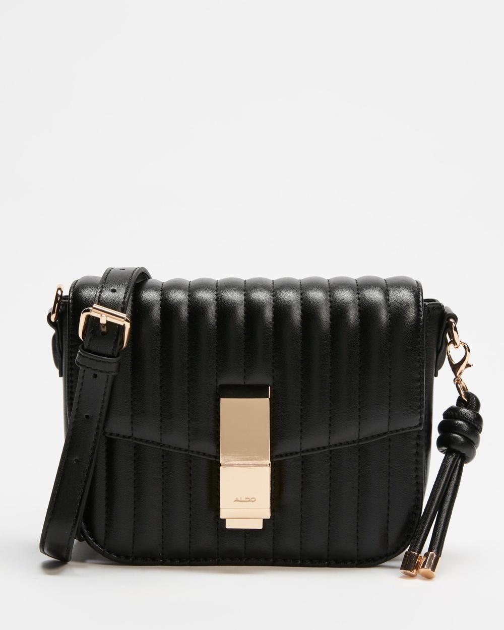 ALDO Erigrossa Crossbody Bags Black