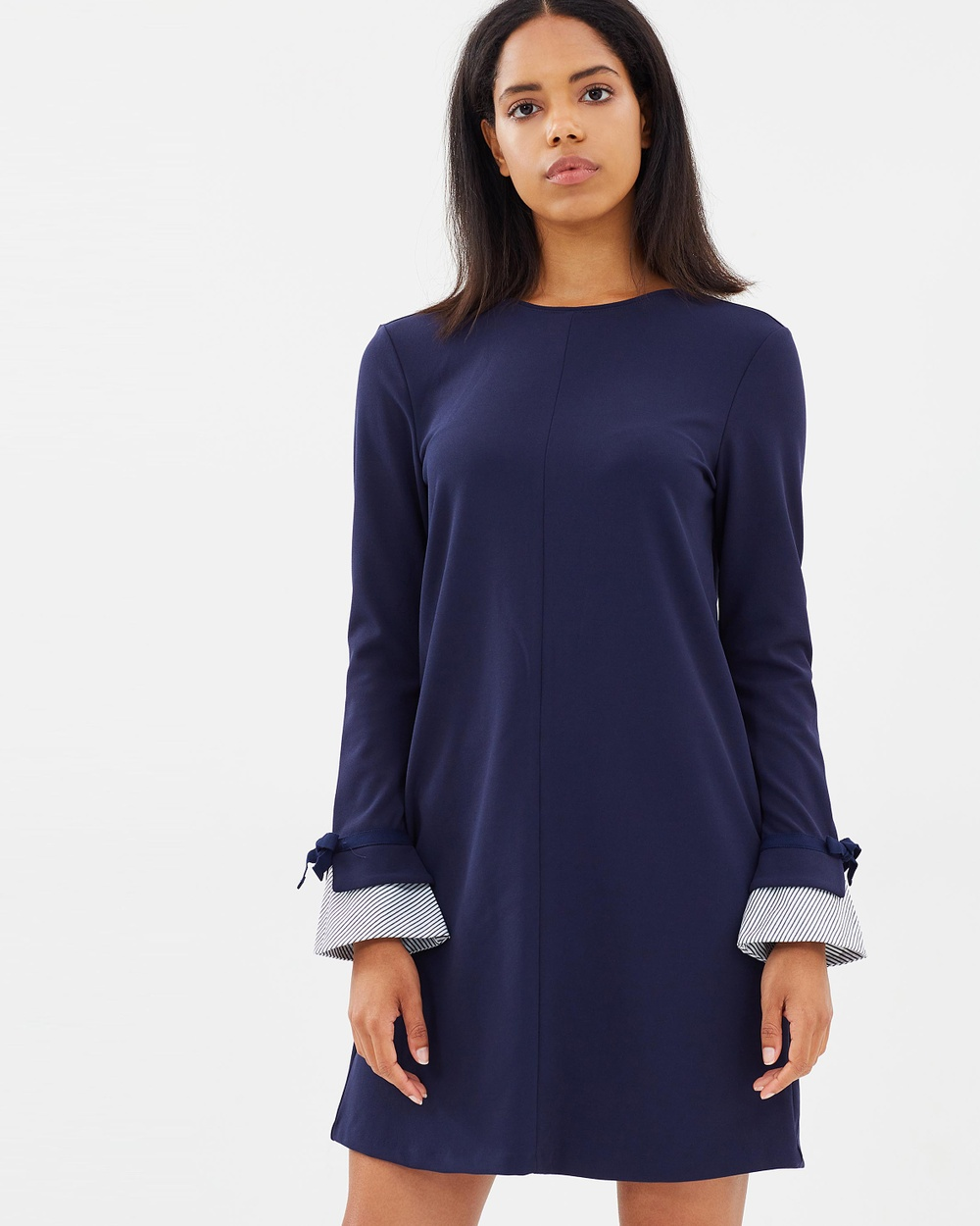 M.N.G Lolacami Dress Dresses Navy Lolacami Dress