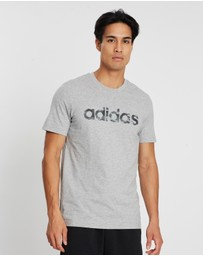 adidas Performance - Camo Linear Tee