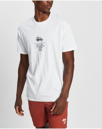 Stussy - City Stack SS Tee