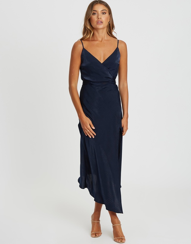 Tussah - Eleanor Wrap Dress