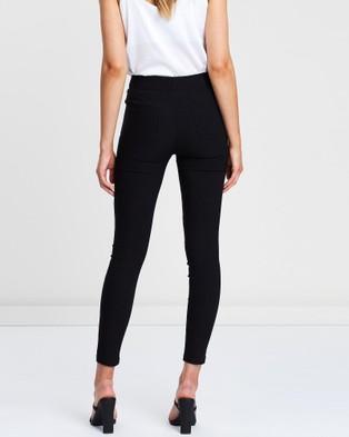 Moss??e Chloe Stretch Skinny Pants - Pants (Black)