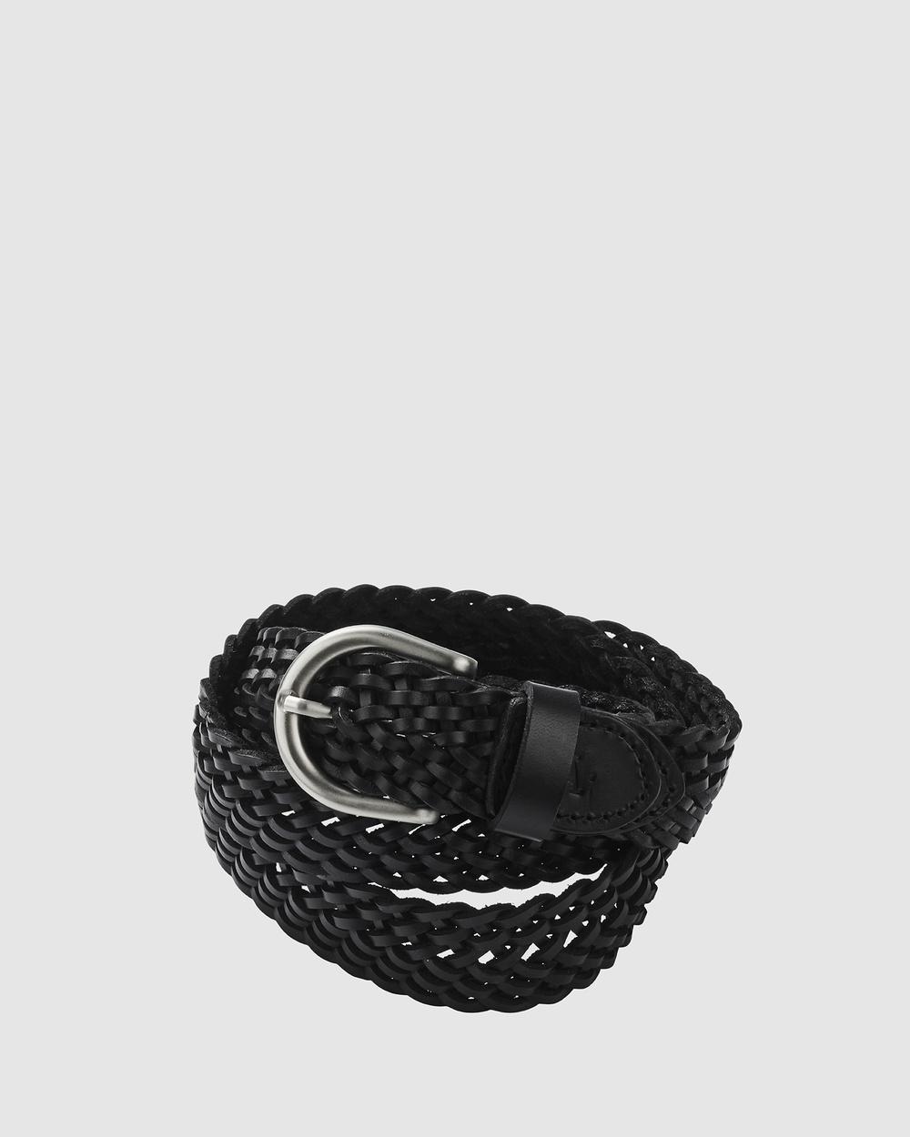 Atlas Lifestyle Co Belt 02 Belts Black
