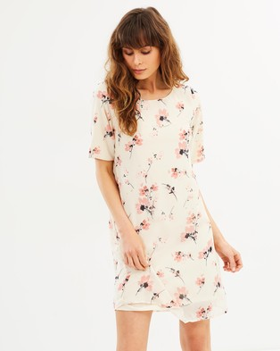 Vero Moda – Wilmara Short Dress
