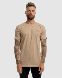DVNT - Saxon Embroidery Relaxed Fit Tee
