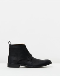 Double Oak Mills - Major Suede Boots