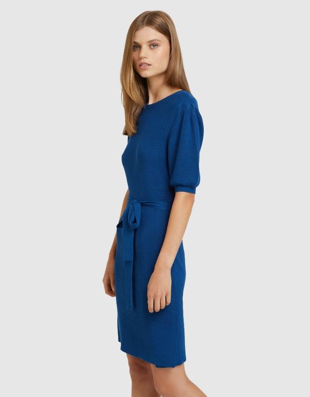 Women Bridgette Knitted Dress