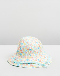 Mermaid Reversible Hat - Kids