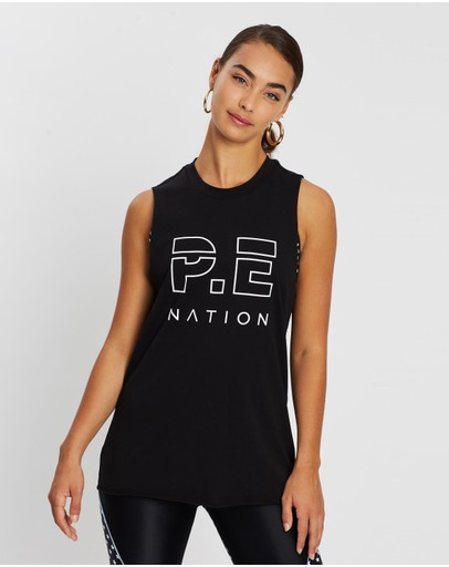 P.E Nation - The Base Load Tank
