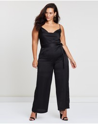 Atmos&Here Curvy - ICONIC EXCLUSIVE - Rachel Jumpsuit