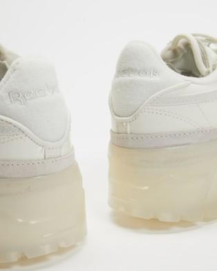 Reebok Club C Cardi   Women's - Lifestyle Sneakers (Chalk)