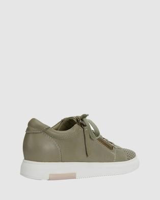 Jane Debster Carson - Lifestyle Sneakers (KHAKI)