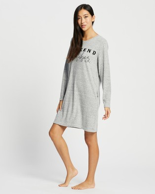 Gingerlilly Aurora - Sleepwear (Grey )