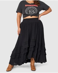 The Poetic Gypsy - Frontier Maxi Skirt