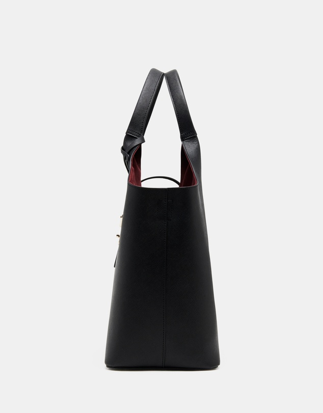 She Lion - The Key Player Tote - Black