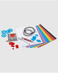 F.A.O SCHWARZ - Toy Spiral Art Set 24-Pieces