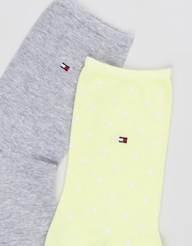 Women Dot Socks - Women's - 2-Pack