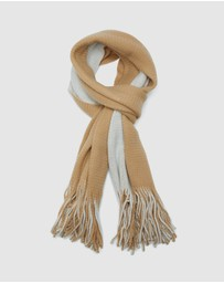 Oxford - Tauriel Brushed Textured Scarf