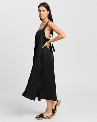Sancia  The Saya Dress - Dresses (Noir)