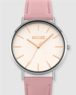 Australia Missguided Missguided Pink - Watches (Pink)