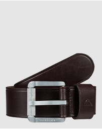 Quiksilver - Mens The Everydaily Leather Belt