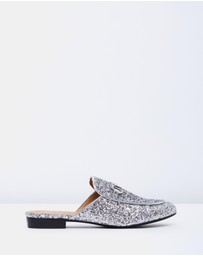 SPURR - ICONIC EXCLUSIVE - Simona Loafer Mules