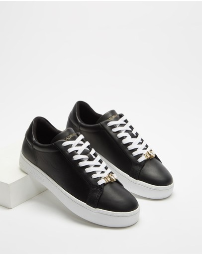 Calvin Klein Jeans - Cupsole Lace Up Leather Sneakers