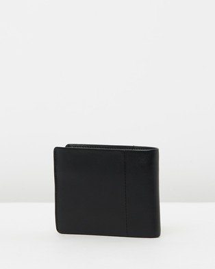 R.M.Williams Wallet with Coin Pocket - Wallets (Black)