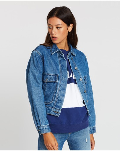 Abrand - A Millie Denim Jacket