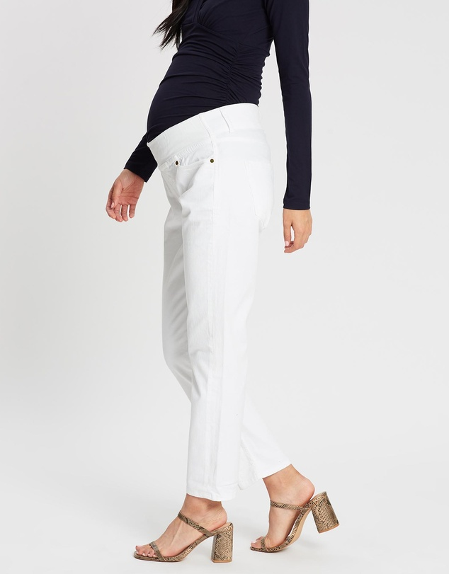 Women The Relaxed Maternity Jeans