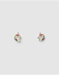 Izoa Kids - Unicorn Studs