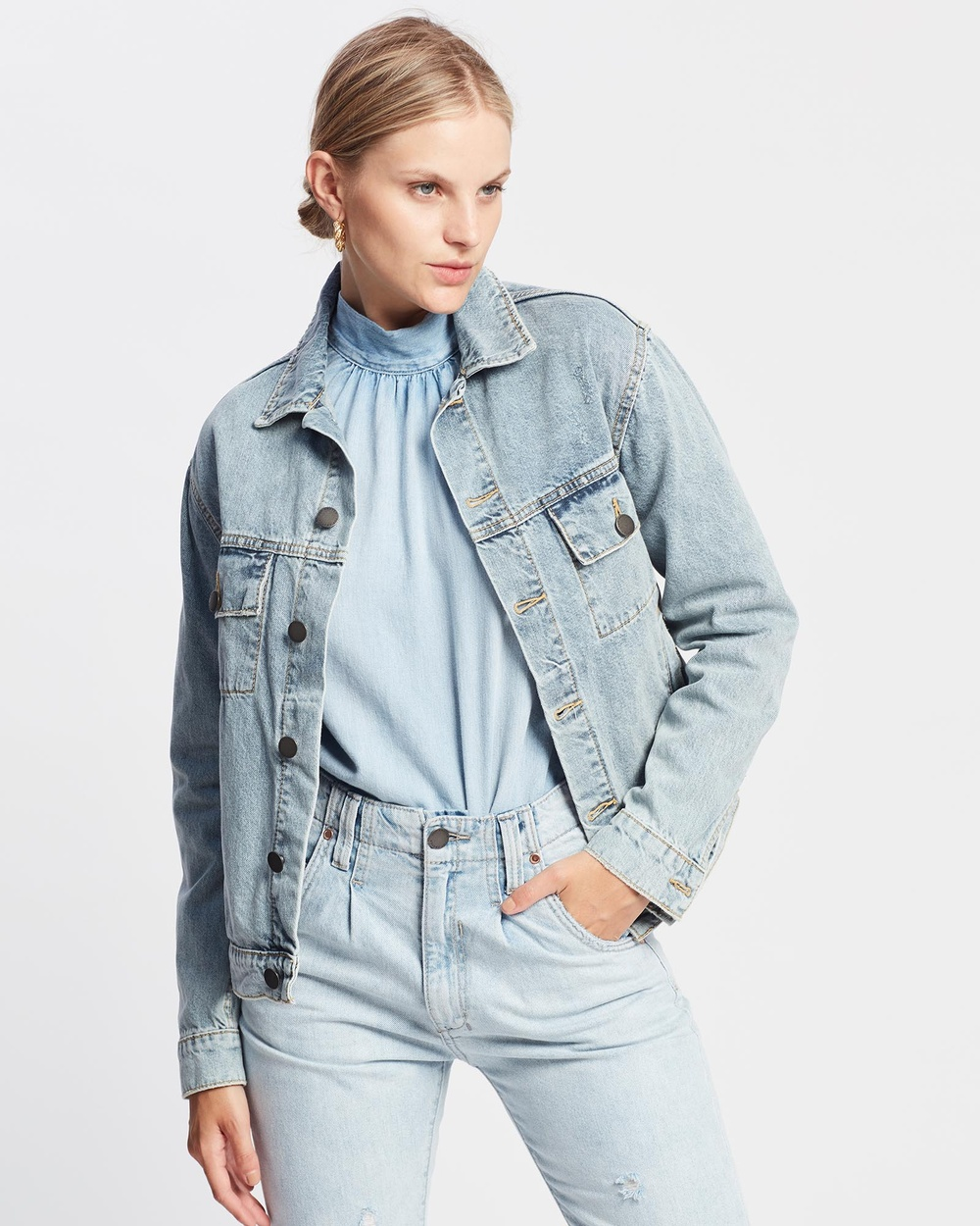 DRICOPER DENIM Dazzler Denim Jacket jacket Lighties Australia