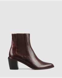 Beau Coops - Duplex Ankle Boots