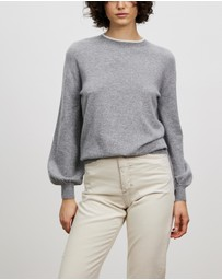 Karen Walker - Pattie Bell Sleeve Sweater